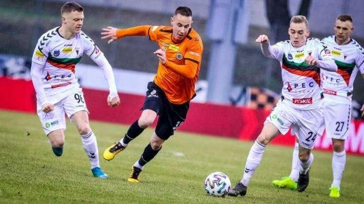 2020-03-08 mecz Chrobry Głogów - GKS Tychy (fot. Ł. Jaremkiewicz) 3