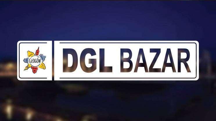 DGL Bazar logo grafika wyróżniająca