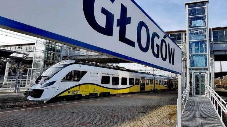 Koleje-Dolnośląskie-Stacja-PKP Głogów