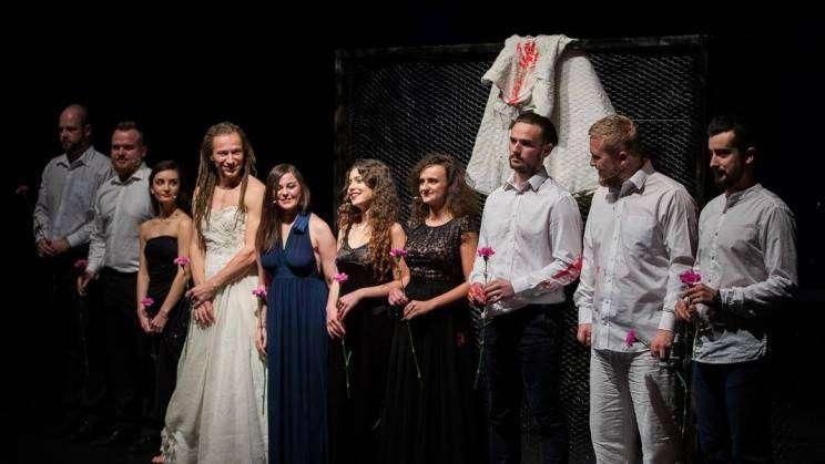 aktorzy-na-scenie-Teatr-Jednego-Aktora-Głogów-20-03-2020r. zajawka