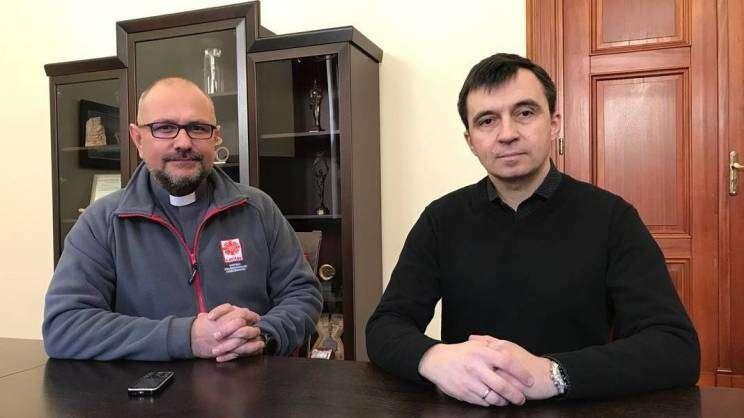 ks. Stanisław-Podfigórny-Rafael-Rokaszewicz-Głogów-30.03.2020r.fot.M.Dytwińska-Gawrońska