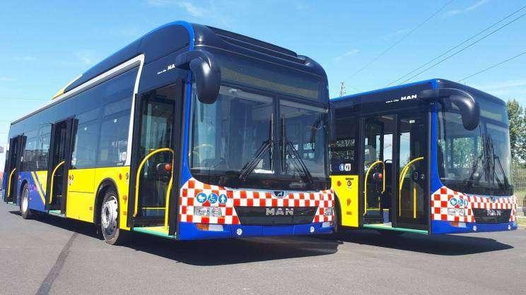 Autobusy, Komunikacja Miejska w Głogowie, zdj. Siwek