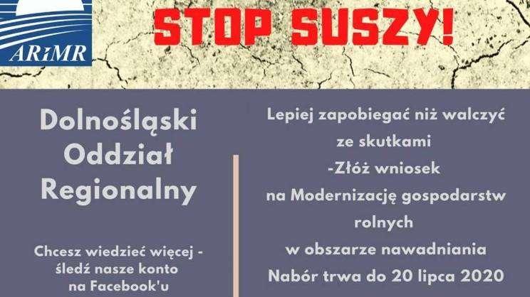 STOP suszy-plakat-ARiMR