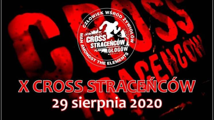 plakat Cross Straceńców nowy termin na sierpień (fot. Cross Straceńców)