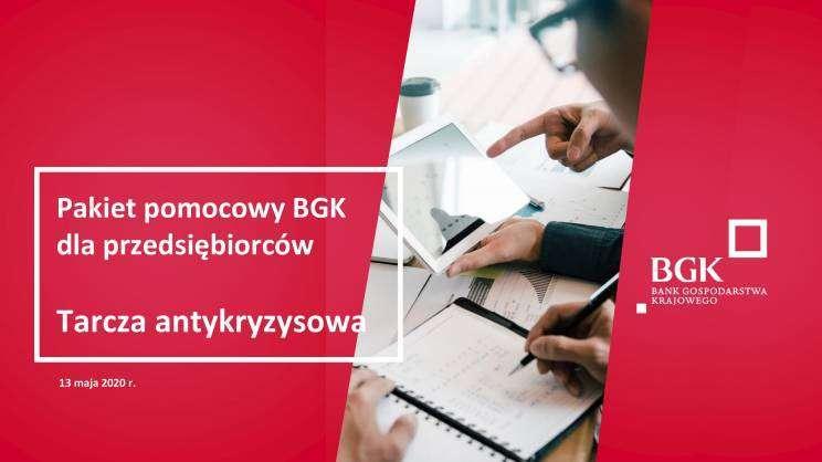 Pakiet pomocowy BGK_13.05.2020