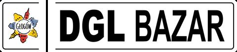 grafika typu przycisk - DGL News banner akcji DGL Bazar