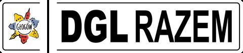grafika typu przycisk - DGL News banner akcji DGL Razem