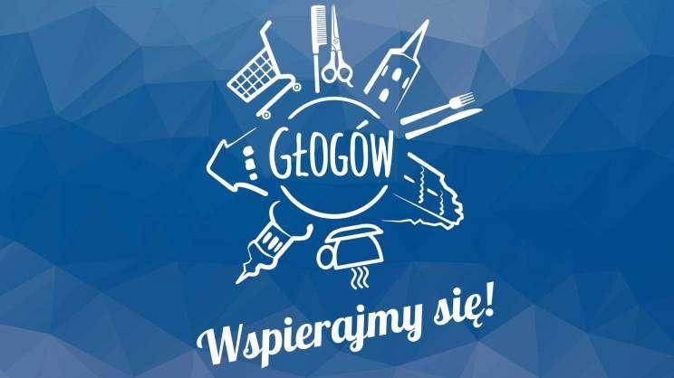 """logo miejskiej akcji """"Wspierajmy się"""" (grafika: K. Brzezińska)"""