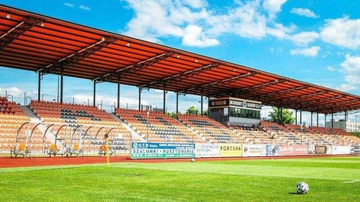 Chrobry Głogów S.A. stadion