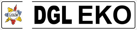 grafika typu przycisk - DGL News banner akcji DGL EKO