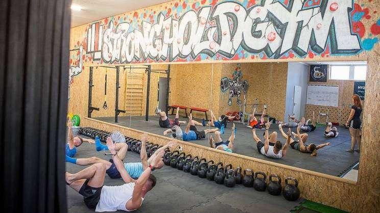 stronghold gym zdjęcia do #wspierajmysię (1)