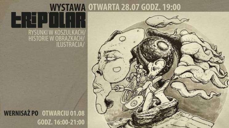 plakat wystawa Bartol Metelson, Głogów