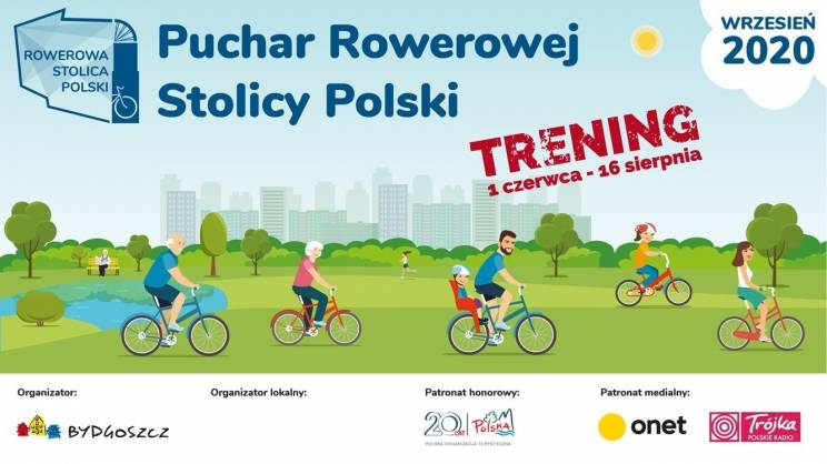 plakat_puchar rowerowej stolicy polski