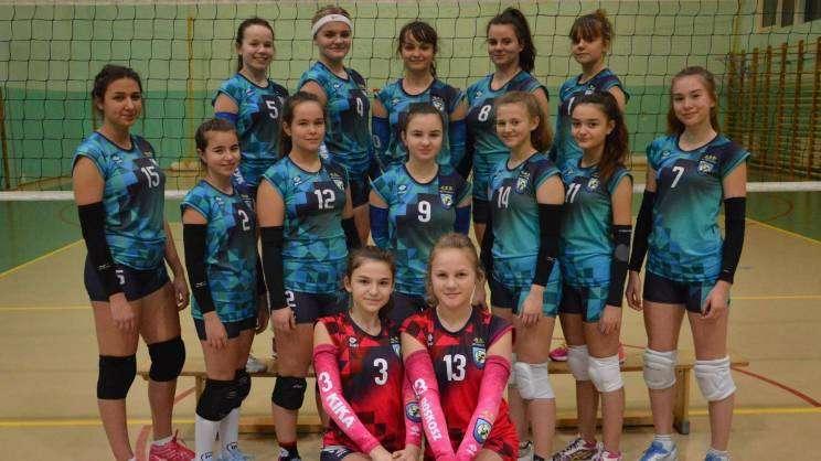 MKS Piast zdjęcie drużyny dziewcząt