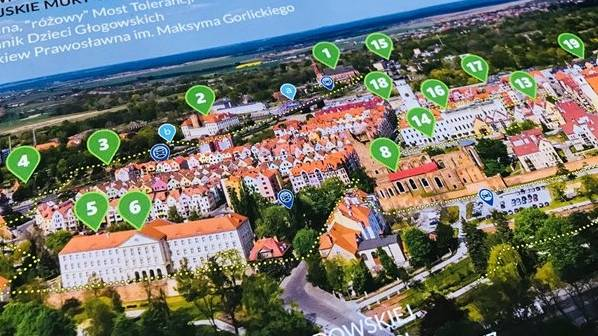 mapy Głogowa, CIT, MDG