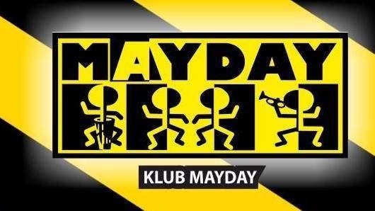 04.09.2020 klub mayday grafika logo klubu