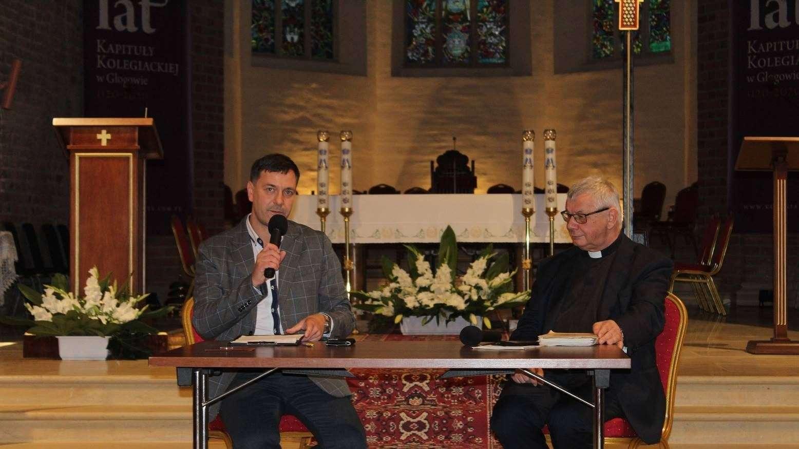 2020-09-26 spotkanie autorskie z ks. dr. Henrykiem Gerlicem (fot. TZG)