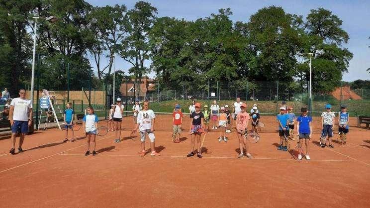 Turniej Tenisa do lat 6,8,9,10,12 o Puchar Prezydenta - zajawka