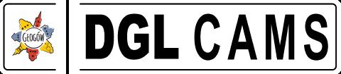 grafika typu przycisk - DGL News banner akcji DGL Cams