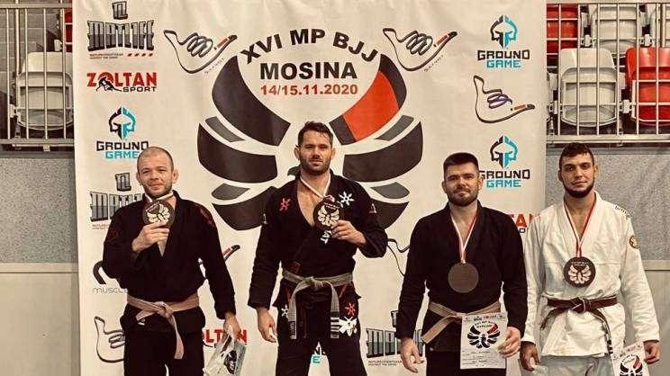 6.11.2020 Checkmat Głogów na podium w Mistrzostwach Polski