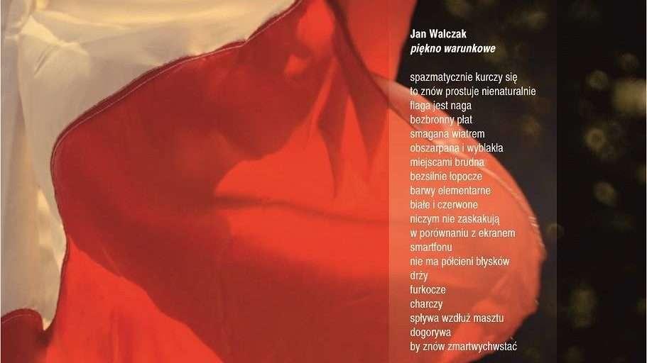 A nad nami Biało-Czerwona – akcja promocji współczesnej polskiej poezji patriotycznej.