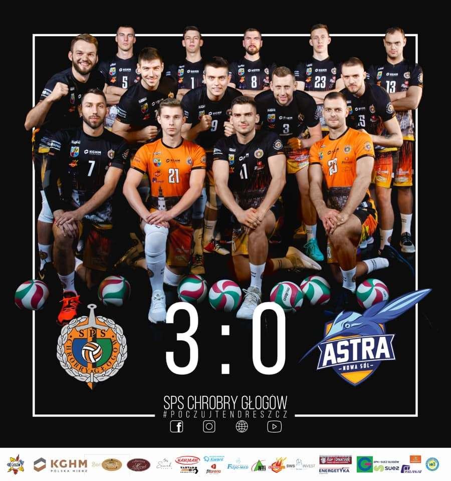 SPS-Chrobry-Glogow-grafika-meczowa-z-wynikiem-meczu-z-Astra-Nowa-Sol