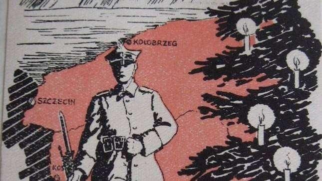 Karta świąteczna. zdjęcia archiwalne. Głogów (1) zajawka