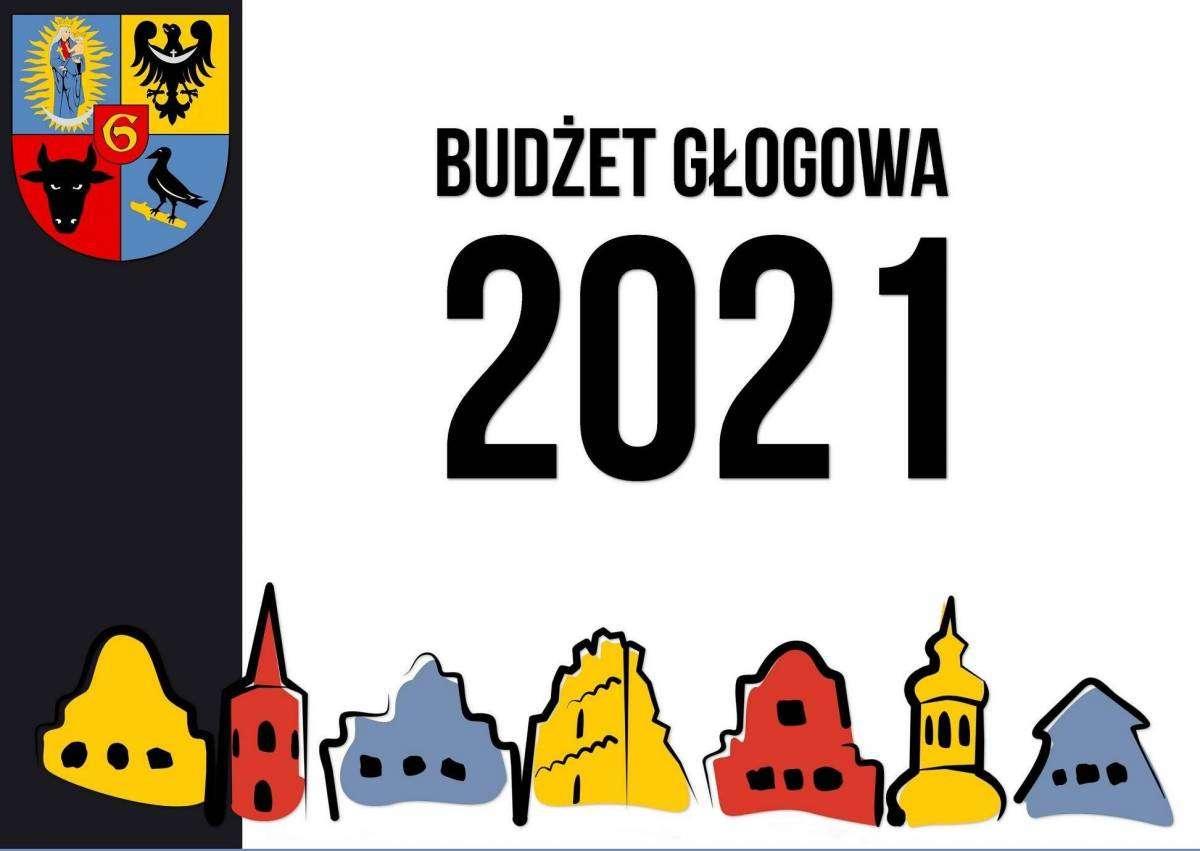 budżet Głogowa 2021