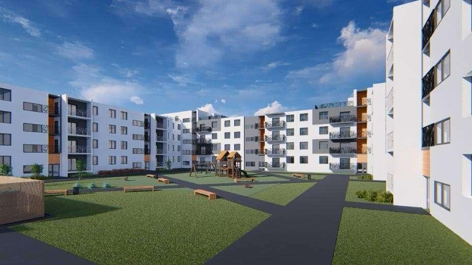 Osiedle Nowy Piastów w Głogowie budownictwo czynszowe