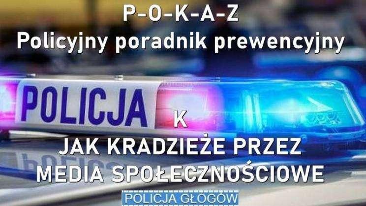 policja prewencja plakat zajawka