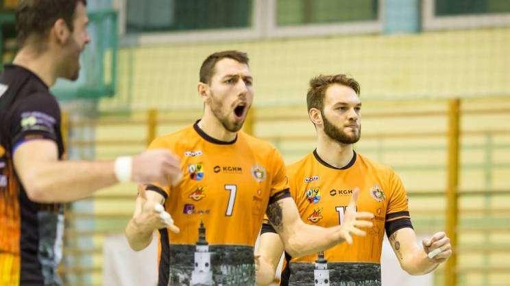 SPS chrobry Głogów zdjęcie z meczu z MUKS Milicz
