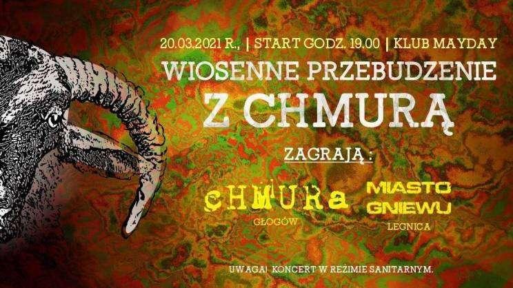 11.03.2021 mayday koncert Chmura
