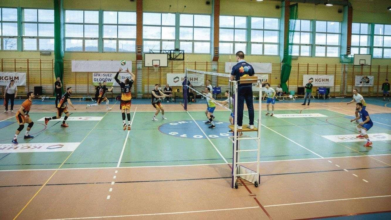 14.03.2021 SPS Chrobry Głogów mecz fazy play off z MUKS Ziemia Milicka