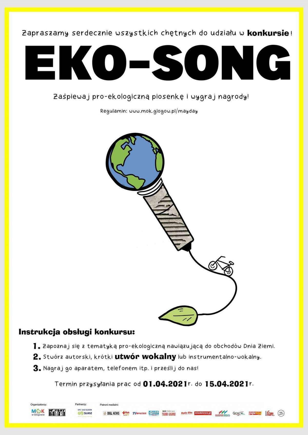 2021-03-30-konkurs-EKO-SONG-plakat-Klub-Mayday