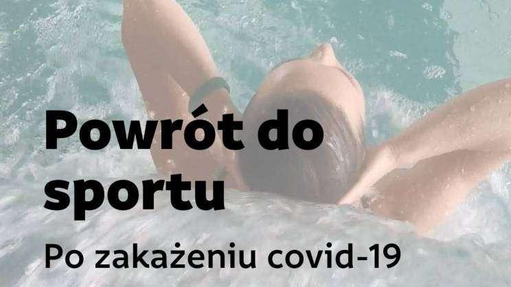 Powrót do sportu po COVIDZIE - plakat-zajawka