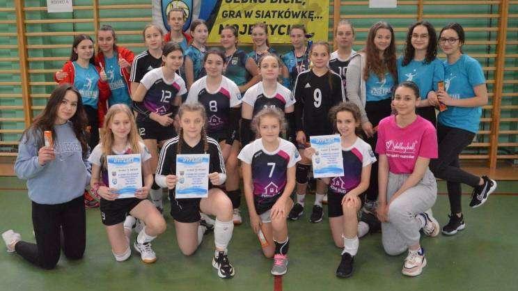 VI Grand Prix Głogowa w minisiatkówce dziewcząt
