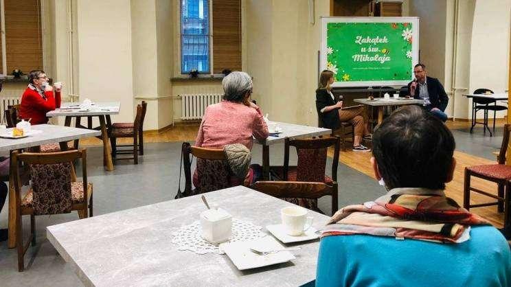spotkanie w ramach projektu zakatek u świętego Mikołaja w Głogowie-02.03.2021 fot. M. Dytwińska-Gawrońska-zajawka