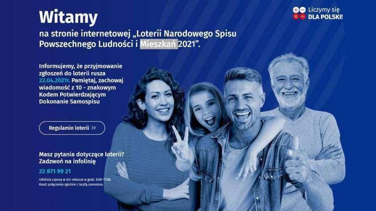_2021-04-09 Loteria Narodowego Spisu Powszechnego Ludności i Mieszkań 2021