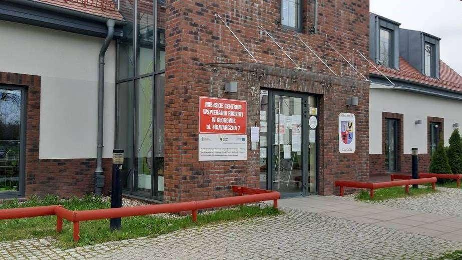 Miejskie Centrum Wspierania Rodziny w Głogowie 14.04.2021. fot. D. Jęczmionka (2)