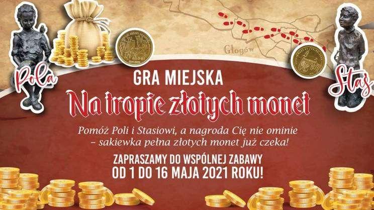 grafika gry miejskiej w Głogowie