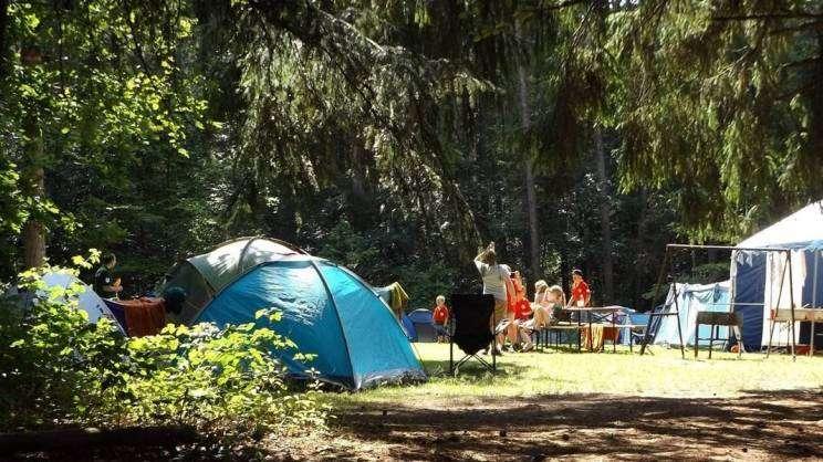 namioty-camping-obóz fot. z pixabay