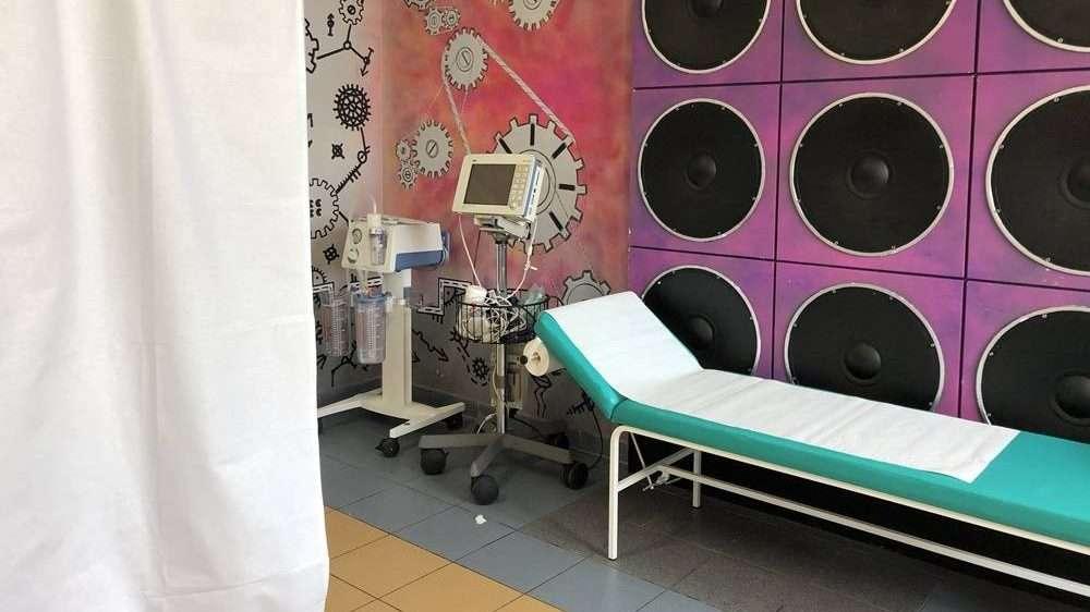 punkt szczepien powszechnych w Głogowie, prace przygotowawcze