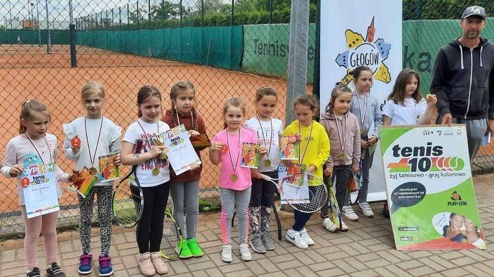 2021-05-30 Turniej Tenisa o Puchar Prezydenta Miasta Głogowa (fot. GTT)