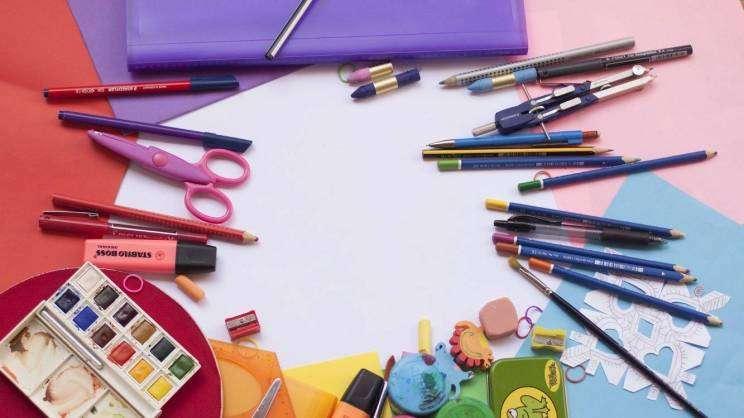 przybory szkolne, pixabay