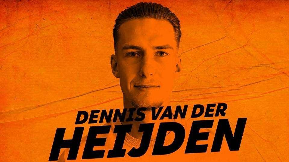 Dennis van der Heijden plakat