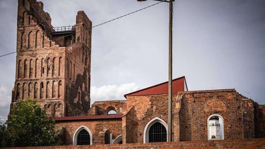Ruiny świętego Mikołaja w Głogowie zdj. Marcin Siwek