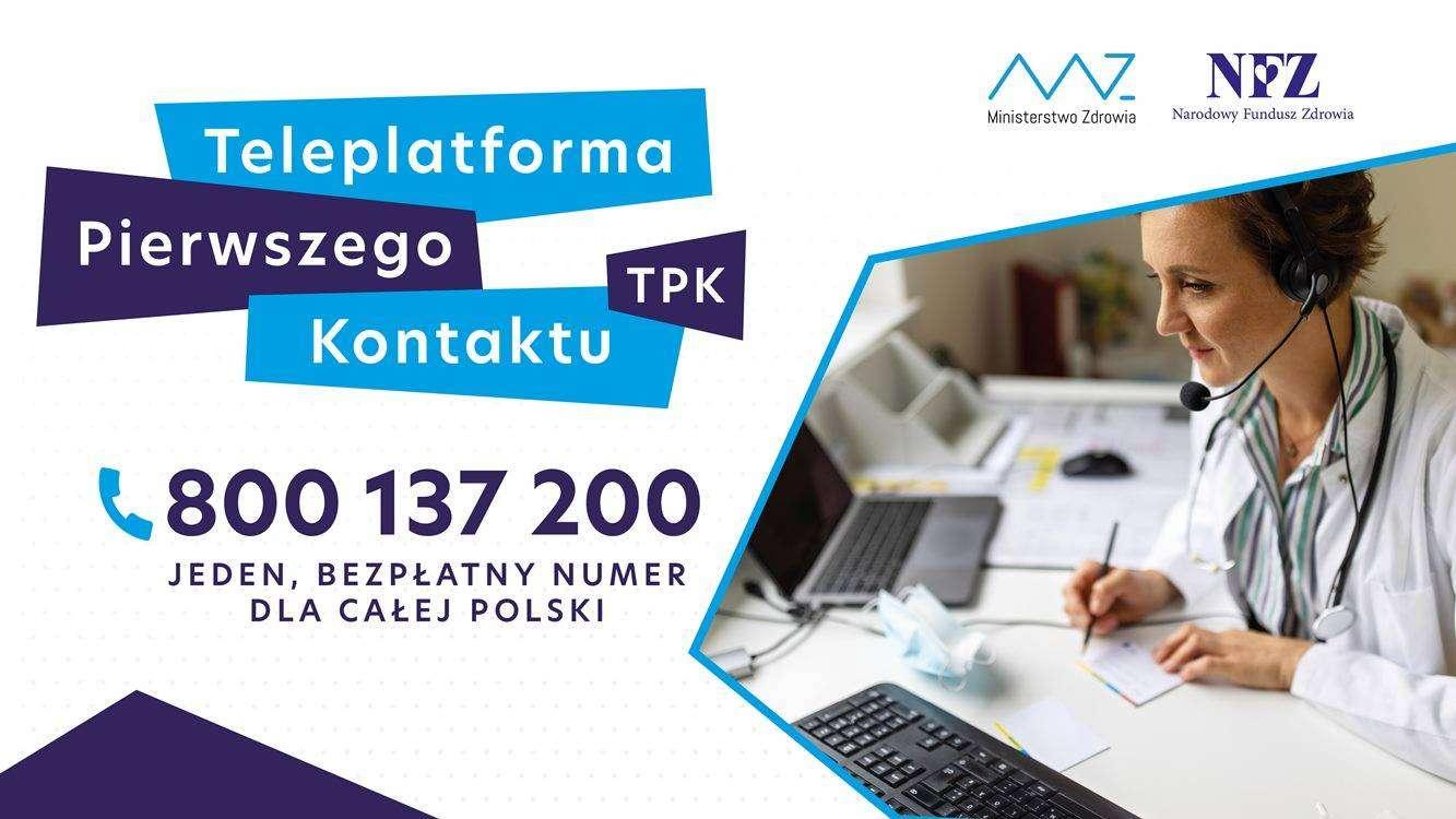 Teleplatforma Pierwszego Kontaktu, NFZ