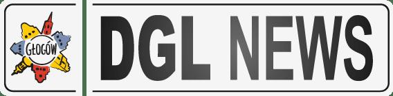 Logo serwisu DGL News w rozmiarze 2x