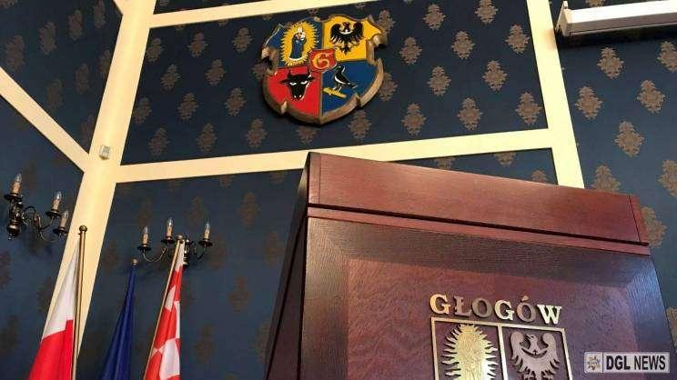 Sala Rajców w Głogowie, archiwum DGL NEWS