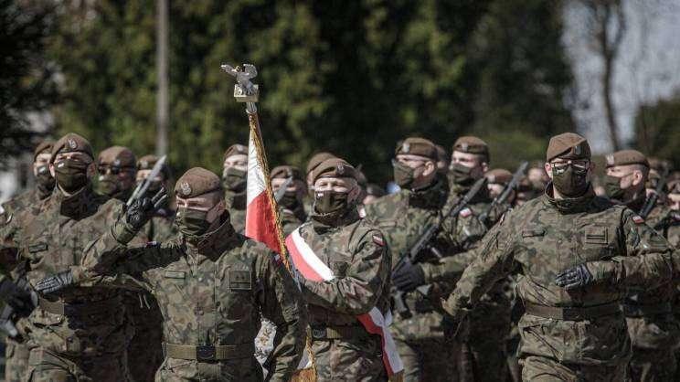 Wojska Obrony Terytorialnej przysięga wojskowa, WOT